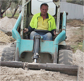 Fulcher Contractors Earthmoving the Great Southern
