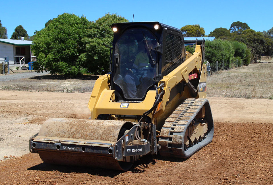 Earthmoving and Roadworks Equipment